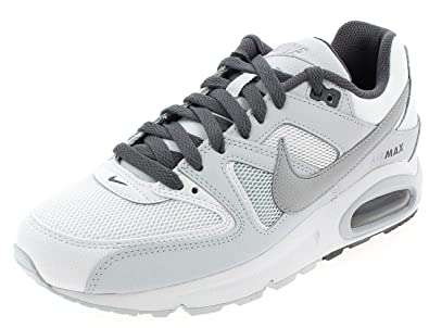 10f81e3fac Nike Men's AIR MAX Command Running Shoes, Mehrfarbig (White/Wolf Pure  Platinum-