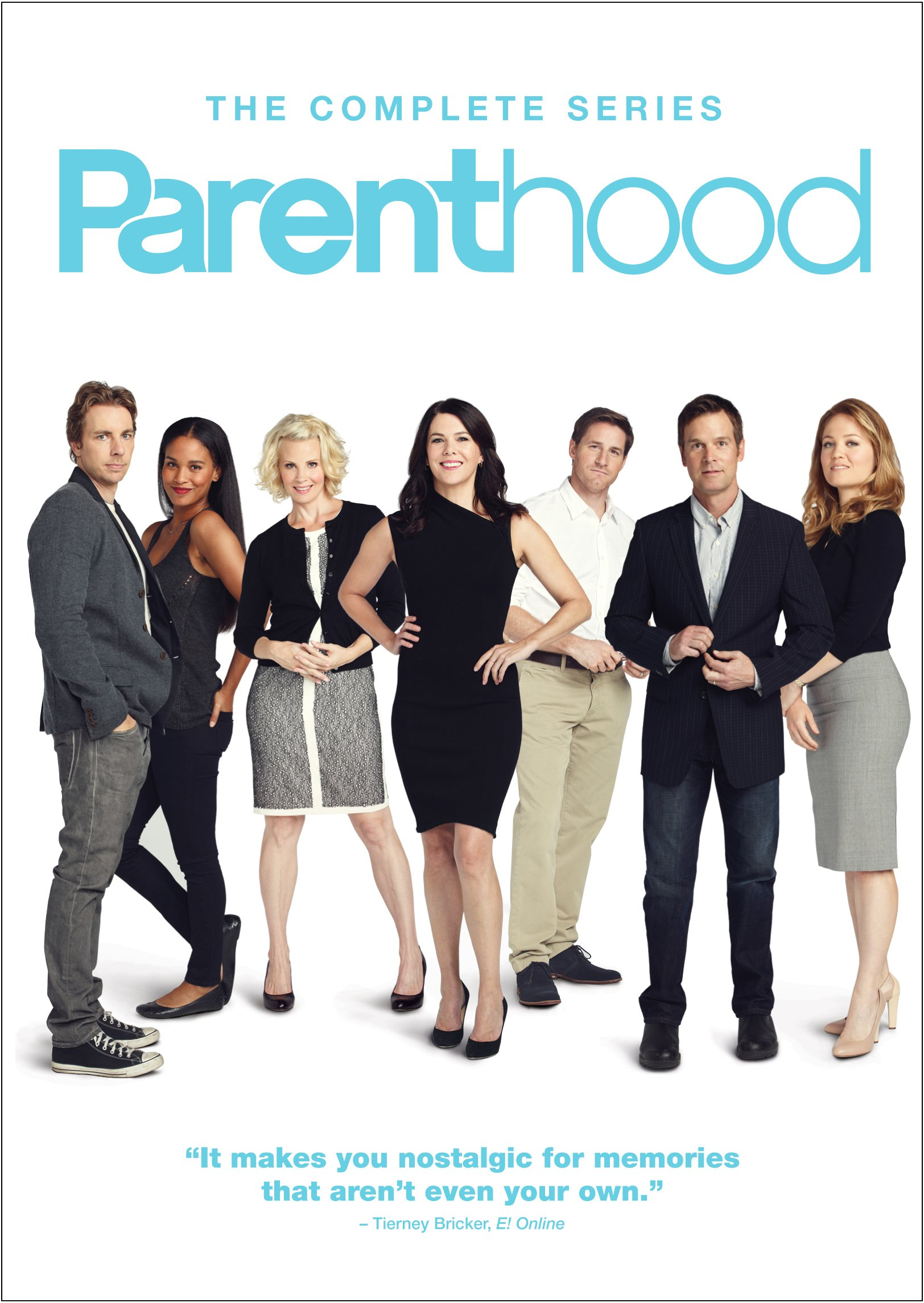 DVD : Parenthood: The Complete Series (Oversize Item Split, Boxed Set, Snap Case, 23 Disc)