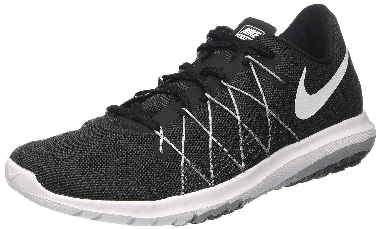 detailing excellent quality cute Nike Mens Flex Fury 2, Black/White-Wolf Grey-Dark Grey, 7 M US ...