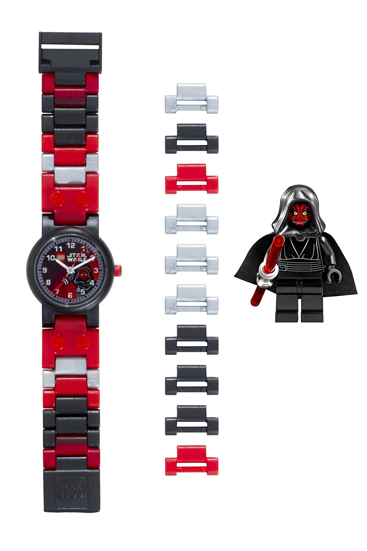 Lego Reloj Analógico niñas de Cuarzo con Correa en Plástico 9002953: Lego: Amazon.es: Relojes