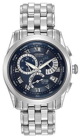 citizen men s eco drive calibre 8700 perpetual calendar watch bl8000 rh amazon co uk Citizen Campanola Perpetual Calendar Citizen Perpetual Calendar Set