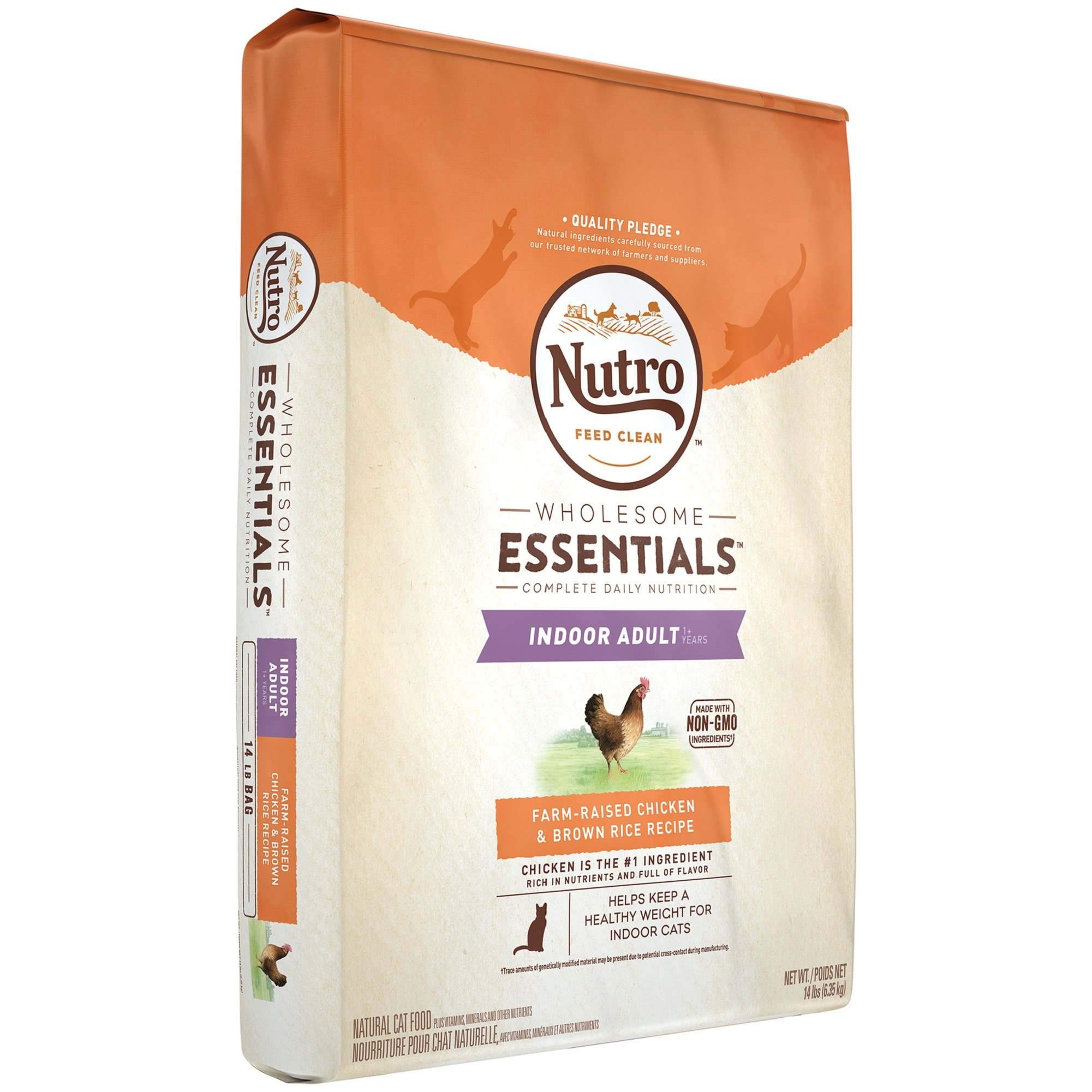 Nutro Indoor Cat Adult Dry Cat Food