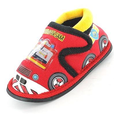suche nach original attraktive Mode Outlet zu verkaufen clothes2shoes Feuerwehrmann Sam Fireman Sam - Hausschuhe ...
