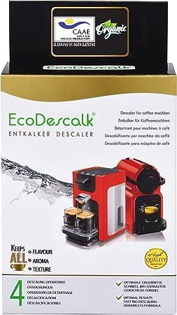 Amazon.com: ecodescalk 4 bolsitas. Polvo descalcificador ...