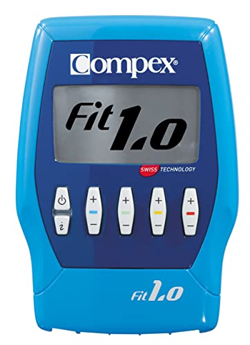 Compex FIT 1.0 Muscle Stimulation Device - Blue