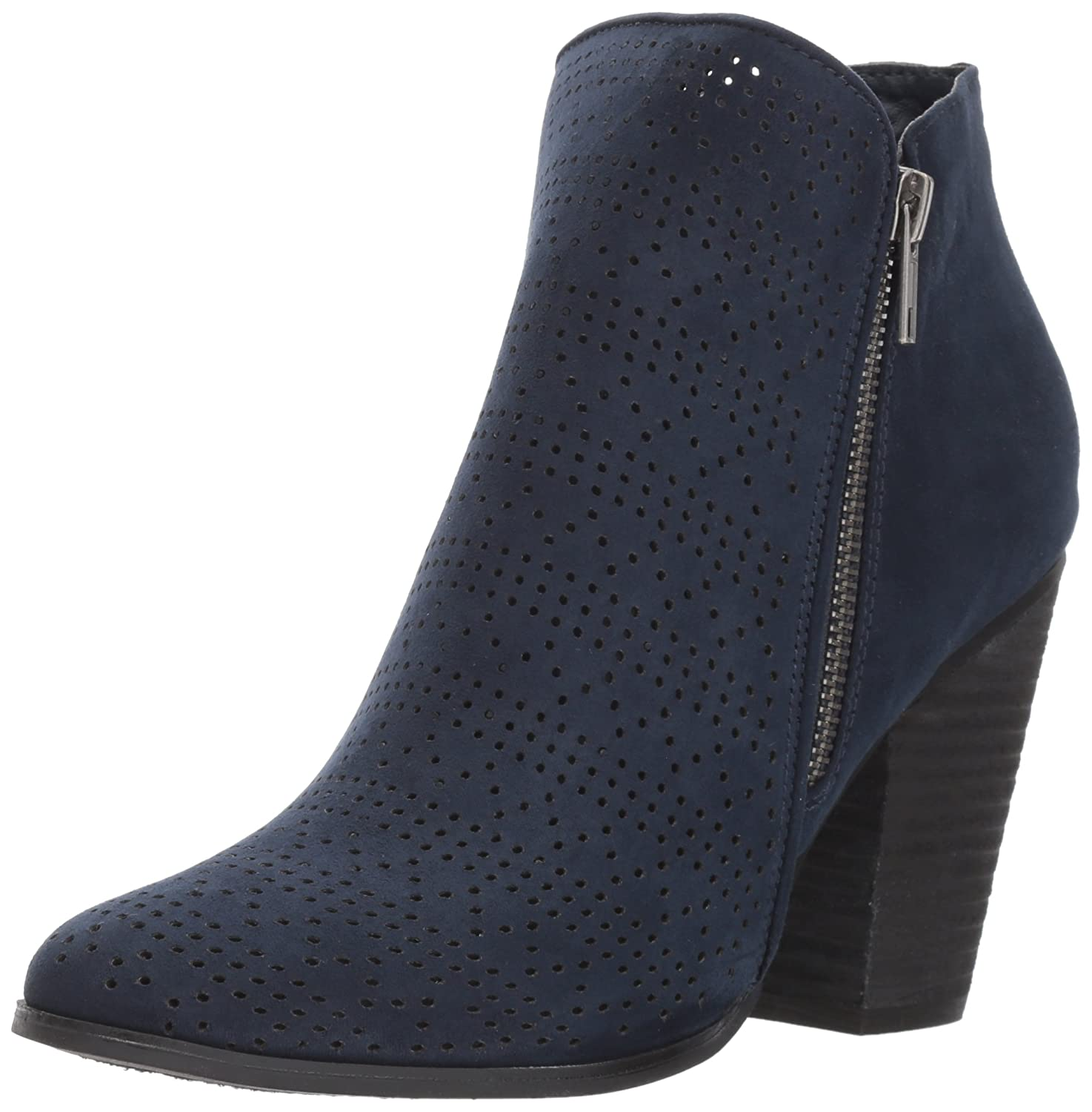 Carlos by Carlos Santana Women's Hacey Ankle Boot Inkwell