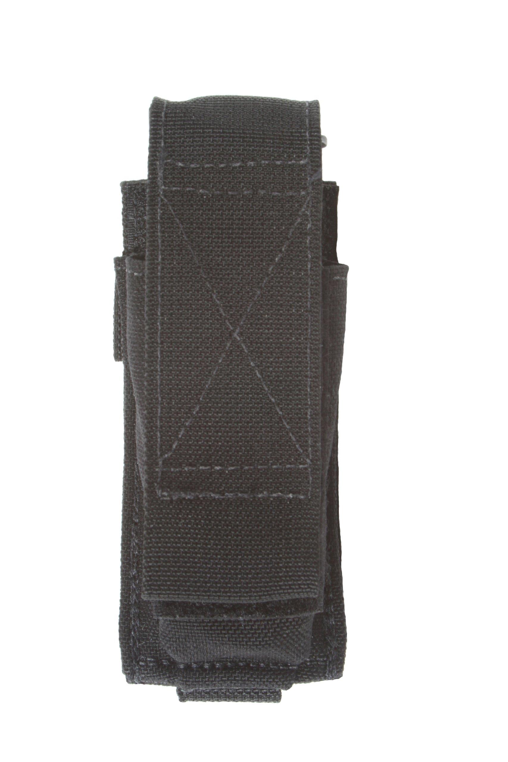 Spec-Ops Brand Super Sheath Single (Black)