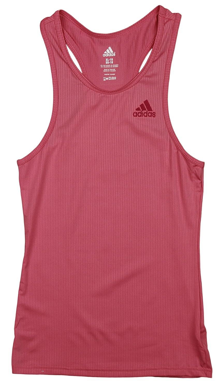 Adidas Youth Big Girls Sporty Perfect Rib Tank Top