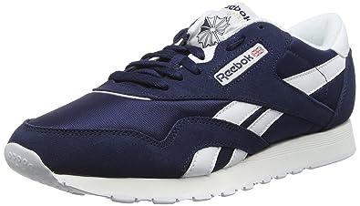 e6557b0eedd Reebok Men s Classic Nylon R13 Low-Top Sneakers