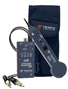 Tempo Communications 24BK Station Master Pro Irrigation Tester Kit (Latest Model)