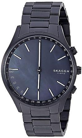 Skagen Connected Mens Holst Titanium Hybrid Smartwatch