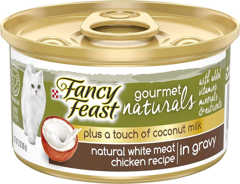 Revisión de la comida para gatos Fancy Feast 3