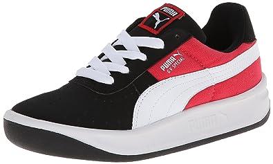 fdb73613766 PUMA GV Special Canvas JR Sneaker (Little Kid Big Kid)