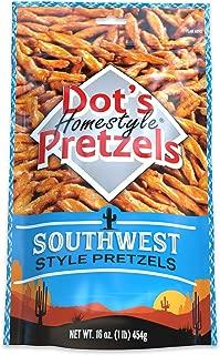 product image for Dot's Homestyle Pretzels 1 lb. Bag (1 Bag) 16 oz. Seasoned Pretzel Snack Sticks
