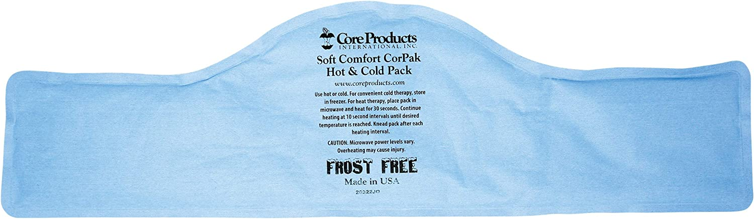 Core Products Soft Comfort CorPak Hot and Cold Therapy - 6