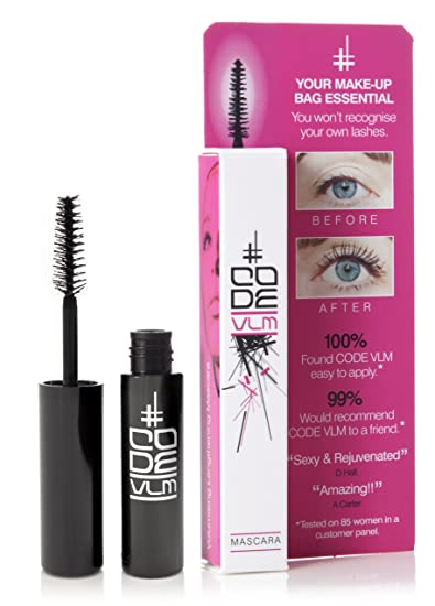 CODE VLM MINI Volumising Lengthening Mascara by Code Beautiful