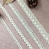 Cotton Ribbon Vintage Lace Trims Bridal Wedding