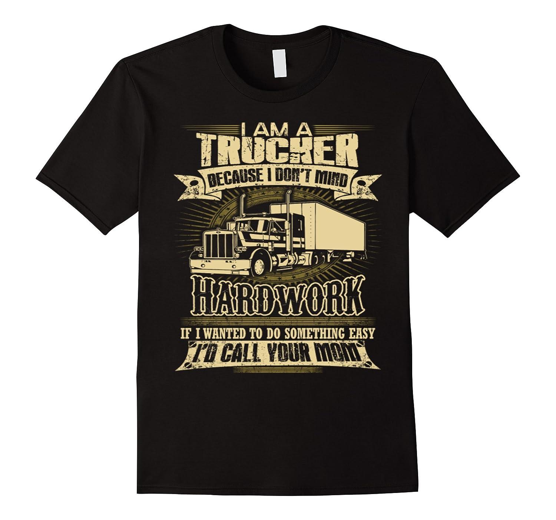 11549633514 Truck Driver Shirt