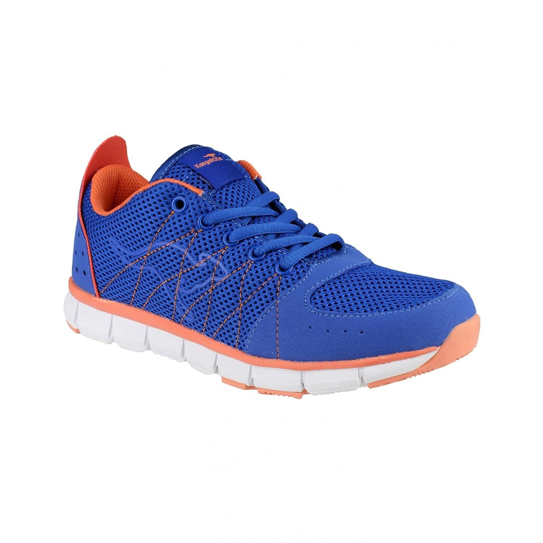 KangaRoos - Zapatillas deportivas modelo KR3271A Luke para mujer 38 EU|Azul/Rosa