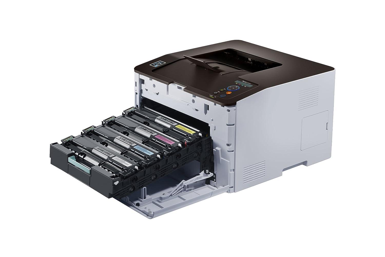Samsung SL-C1810W//SEE 9600 x 600 dpi Impresora con Laser Color Blanco
