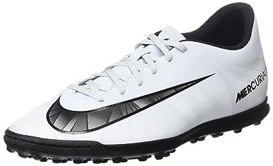 483a01894bc Nike Mens MercurialX Vortex III Turf - CR7 - (Blue Tint Black-White