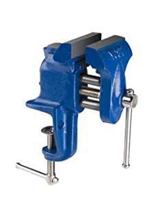 "Yost Vises 250 2.5"" Clamp-On Bench Vise"