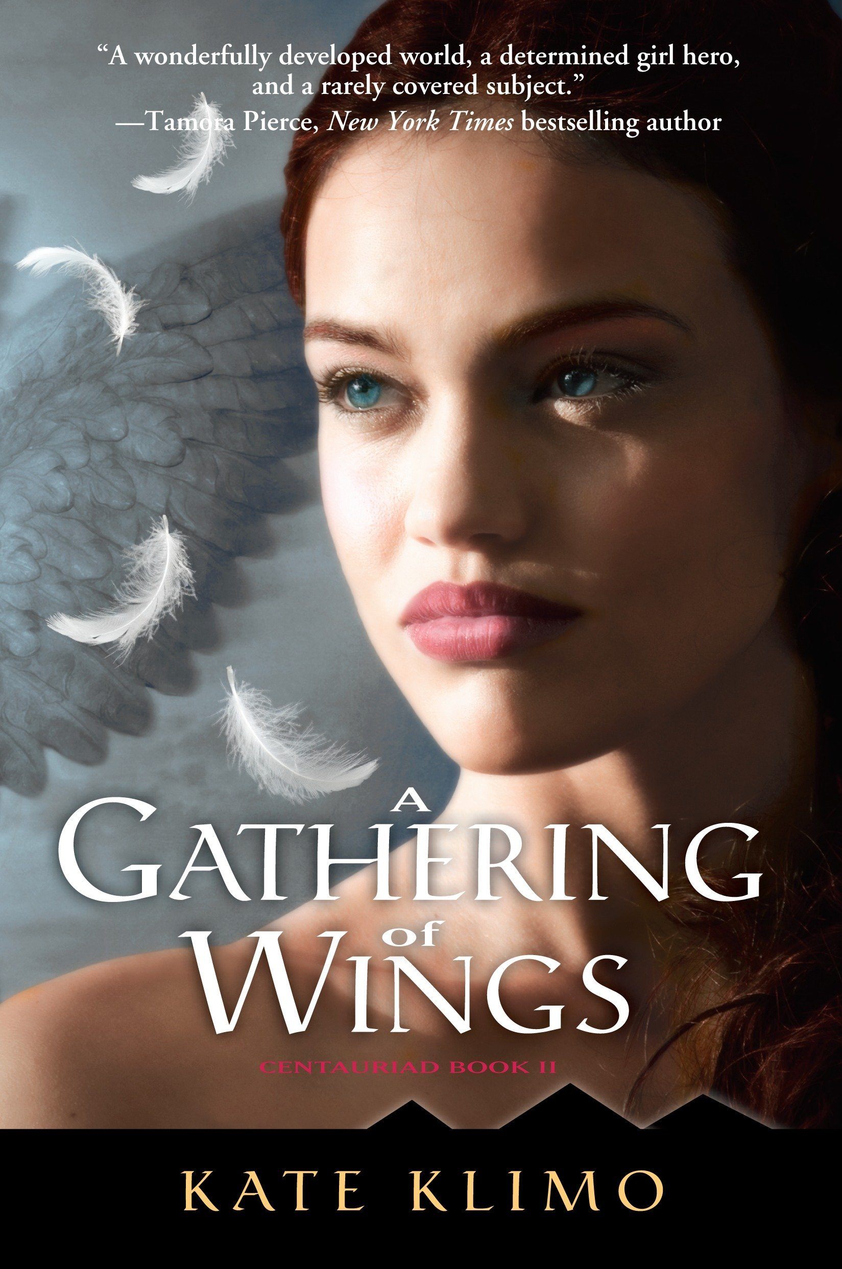 Download Centauriad #2: A Gathering of Wings ebook