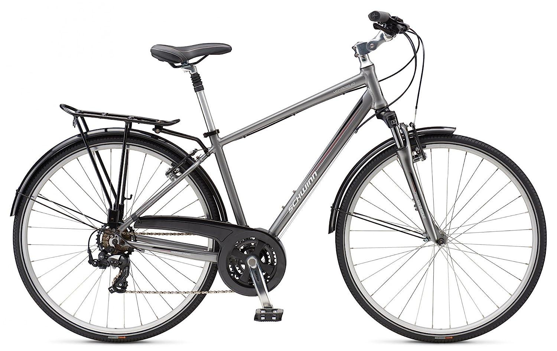 35f2a3b42c4 Schwinn Voyageur 1 Commute Bike 2015 Sz 58cm (M): Amazon.co.uk: Sports &  Outdoors