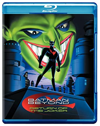 Batman Beyond: Return of the Joker [Blu-ray]