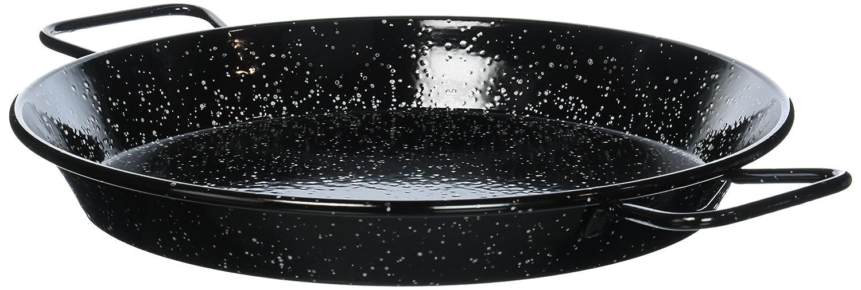 La Paella 13-Inch Enameled Steel Pan (32 Cm) E-13GAR