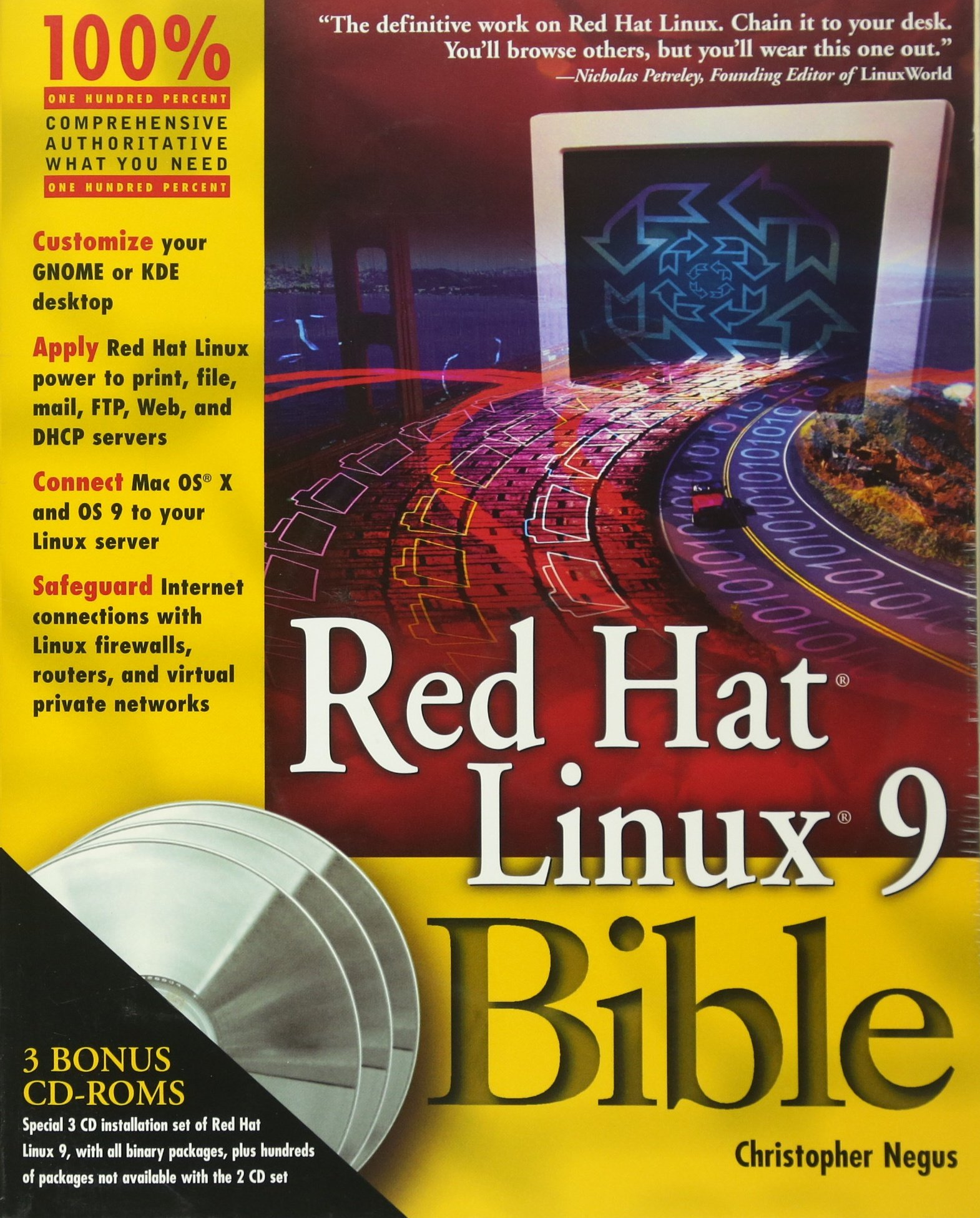 Red Hat Linux 9 Bible Pdf