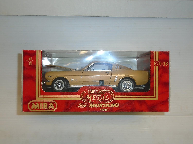 Ford Mustang 1965 Mira
