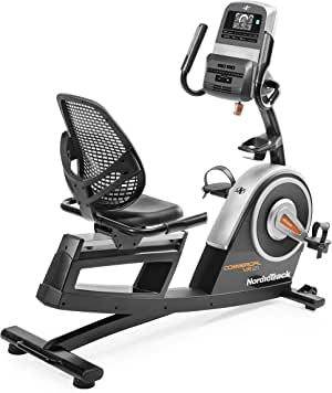 Nordictrack Comercial VR21 Recumbent Bike: Amazon.es: Deportes y ...