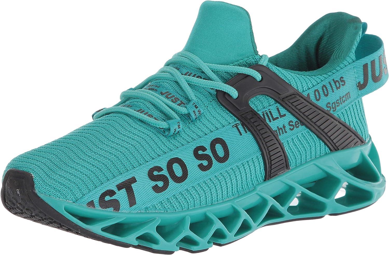   UMYOGO Mens Athletic Walking Blade Running Tennis Shoes Fashion Sneakers   Road Running