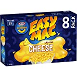 Kraft Easy Mac Classic Cheese Pasta, 560g