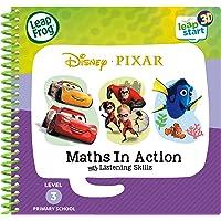 LeapFrog Level 3 LeapStart Book - Disney Pixar Pals Maths in Action - 3D Enhanced Book