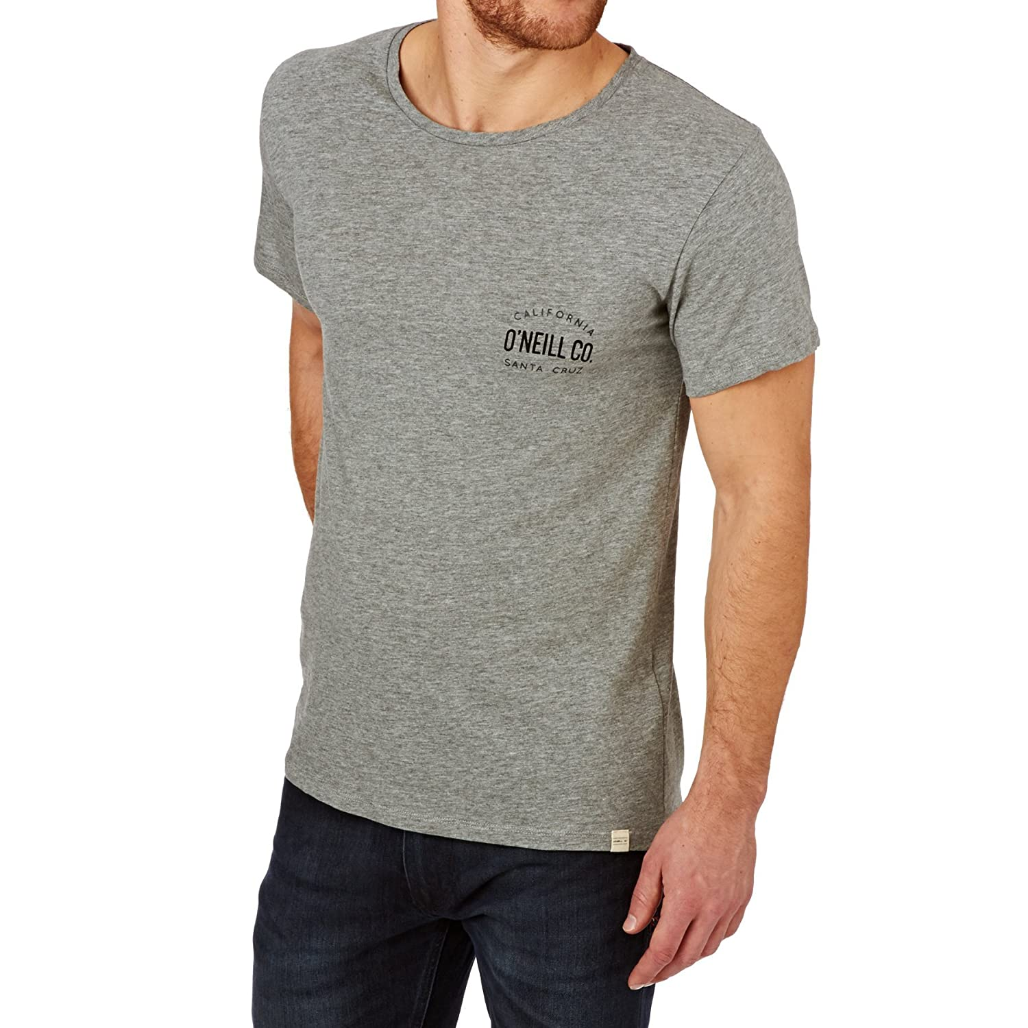 O 'Neill Scripty Men's T-Shirt Black