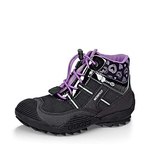 Geox Girl Boots ATREUS Girl WPF, Kids Winter Boots