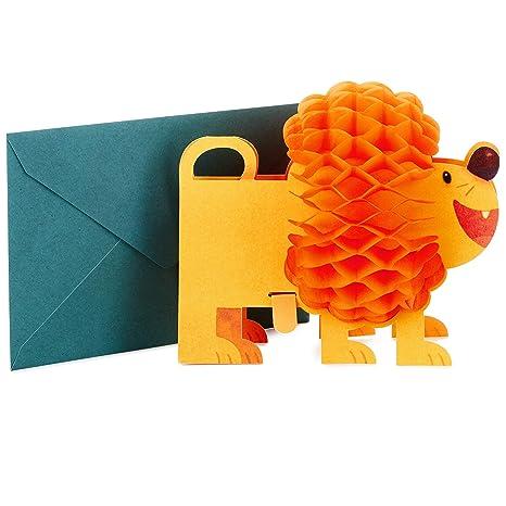 Amazon.com: Hallmark - Tarjeta de cumpleaños desplegable ...