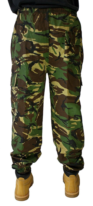 Dallaswear Niños Combate Ejército Militar Estilo Pantalones de ...