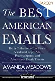 The Best American Emails: Re: A Collection of the Finest Accidental Reply Alls, Pharma Spams, and Anonymous Death Threats