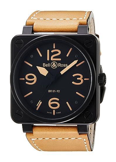 Bell and Ross BR01-92-HERITAGE - Reloj de pulsera hombre ...