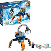 LEGO City Arctic Ice Crawler 60192 Building Kit (200 Pieces) (Discontinued by Manufacturer)