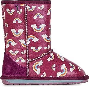 EMU Australia Kids Rainbow Deluxe Wool EMU Boots