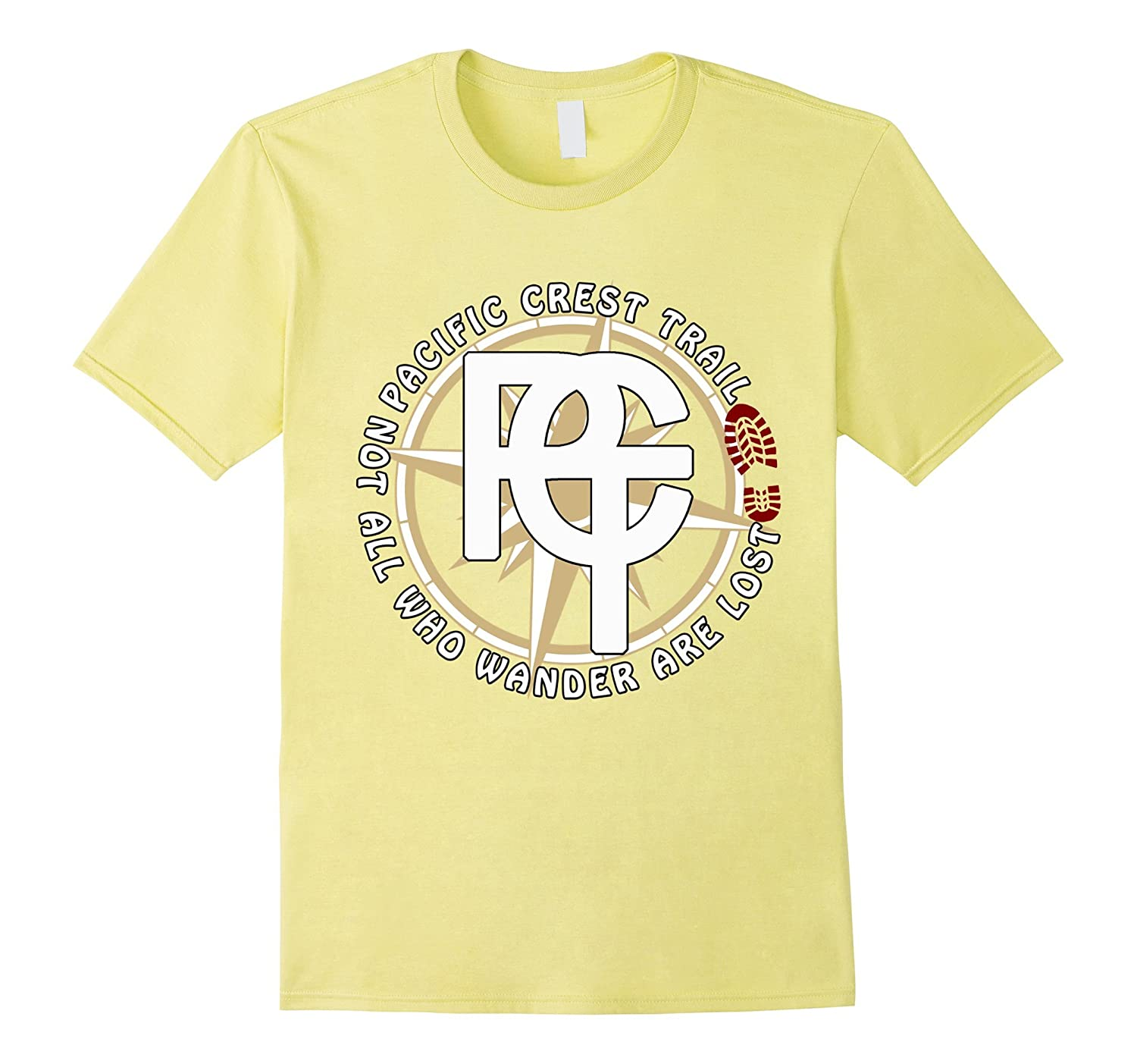 Pacific Crest Trail Hiking Shirt by RangerTees