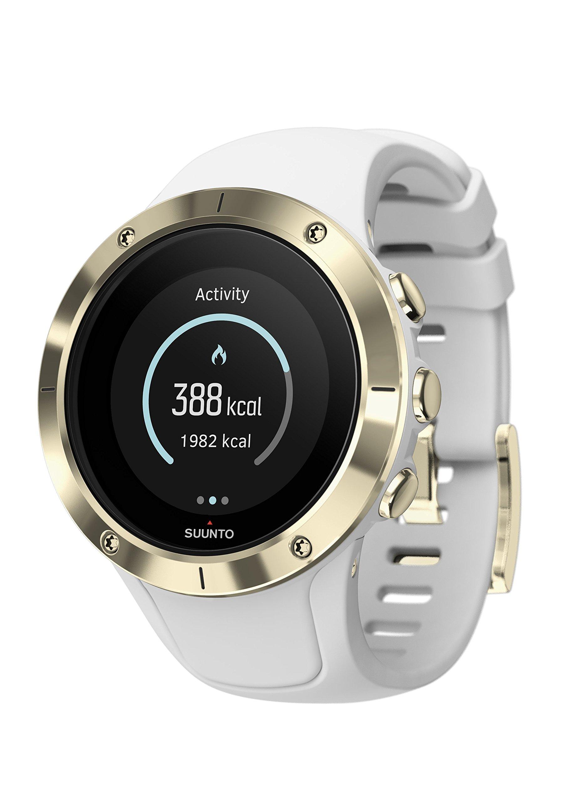 Suunto Spartan Trainer Wrist HR Multisport GPS Watch (Gold) by Suunto (Image #10)