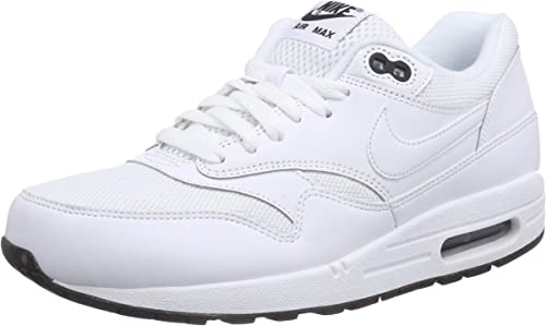 Nike Air Max 1 Essential All White Sneaker
