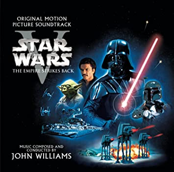 John Williams Star Wars Episode V The Empire Strikes Back Original Motion Picture Soundtrack Amazon Com Music