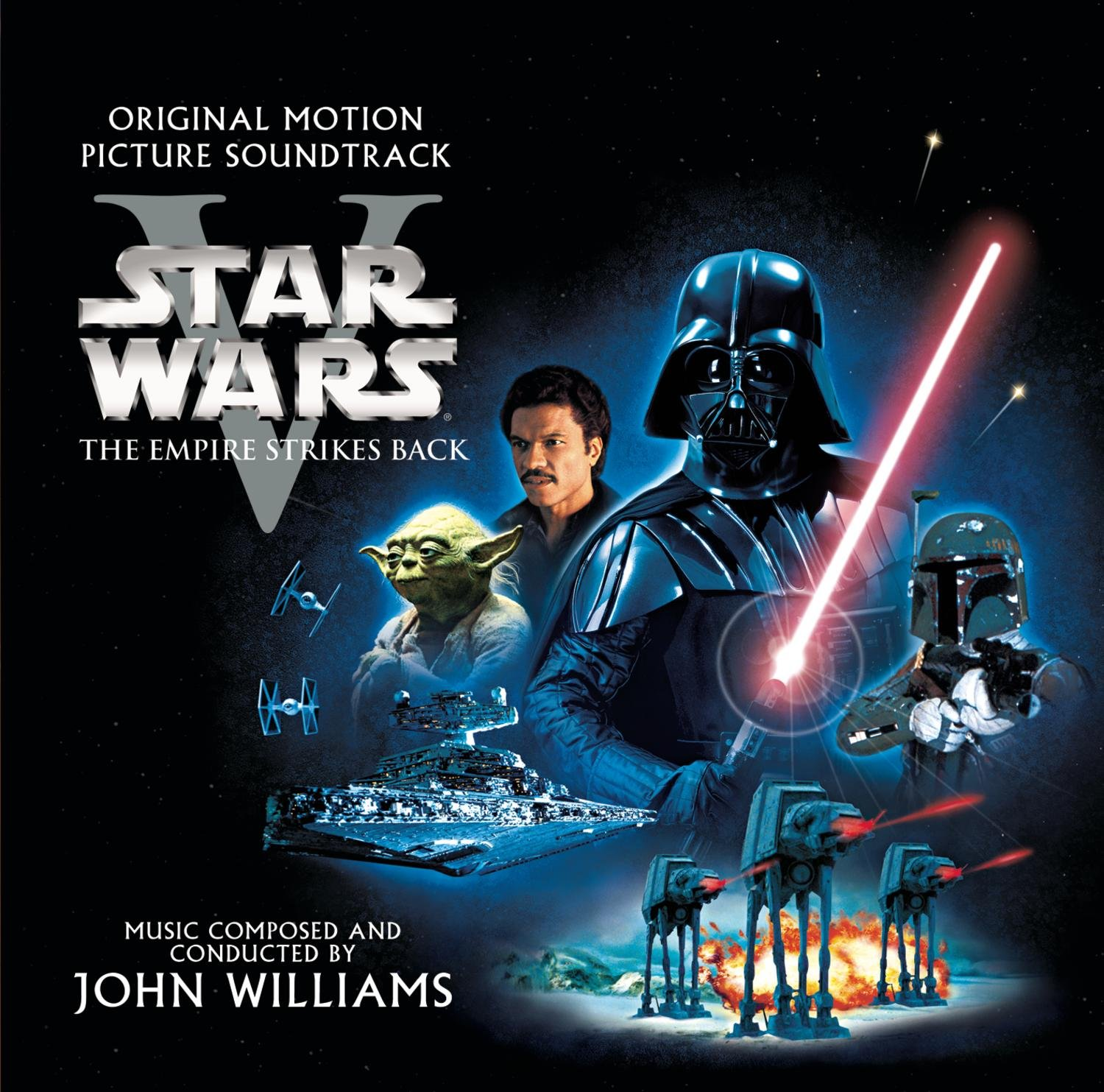 Star Wars Episode V: The Empire Strikes Back (Original Motion Picture Soundtrack) by SONY MASTERWORKS