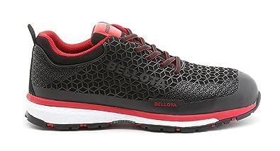 Bellota Running - Zapato Cell Negro s3 Talla 42: Amazon.es: Zapatos y complementos